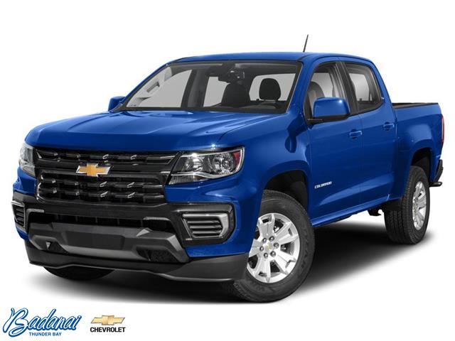 2021 Chevrolet Colorado WT (Stk: M217) in Thunder Bay - Image 1 of 9