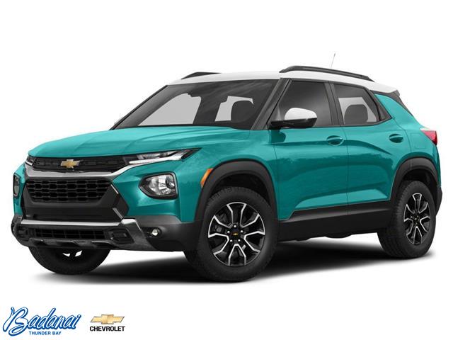 2021 Chevrolet TrailBlazer RS (Stk: M226) in Thunder Bay - Image 1 of 3
