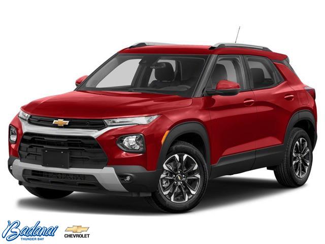 2021 Chevrolet TrailBlazer LT (Stk: M240) in Thunder Bay - Image 1 of 9