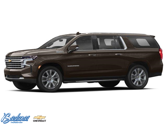 2021 Chevrolet Suburban Premier (Stk: M242) in Thunder Bay - Image 1 of 2