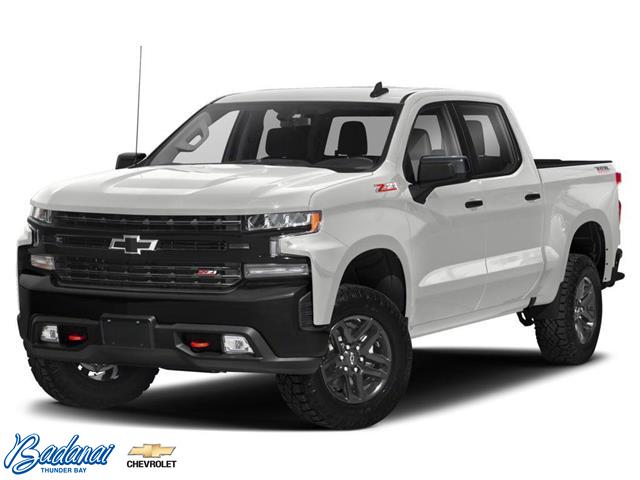 2021 Chevrolet Silverado 1500 LT Trail Boss (Stk: M411) in Thunder Bay - Image 1 of 9