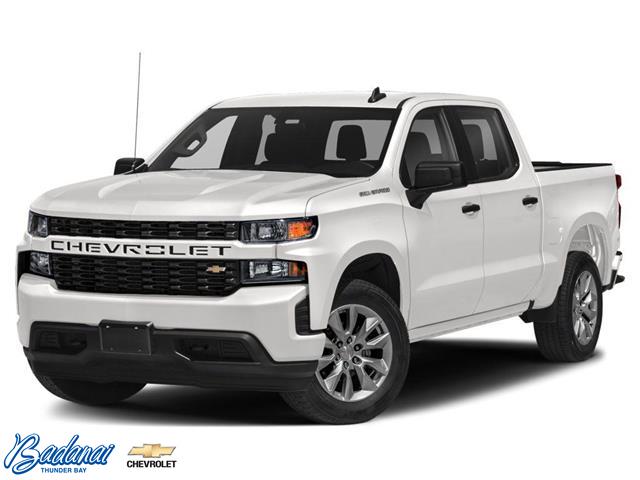 2021 Chevrolet Silverado 1500 Custom (Stk: M410) in Thunder Bay - Image 1 of 9