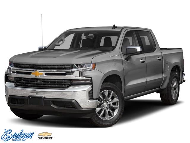 2021 Chevrolet Silverado 1500 Custom Trail Boss (Stk: M407) in Thunder Bay - Image 1 of 9