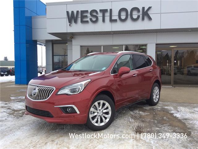 2018 Buick Envision Essence (Stk: 18T102) in Westlock - Image 1 of 26