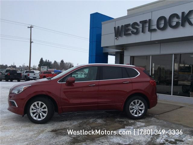 2018 Buick Envision Essence (Stk: 18T102) in Westlock - Image 2 of 26