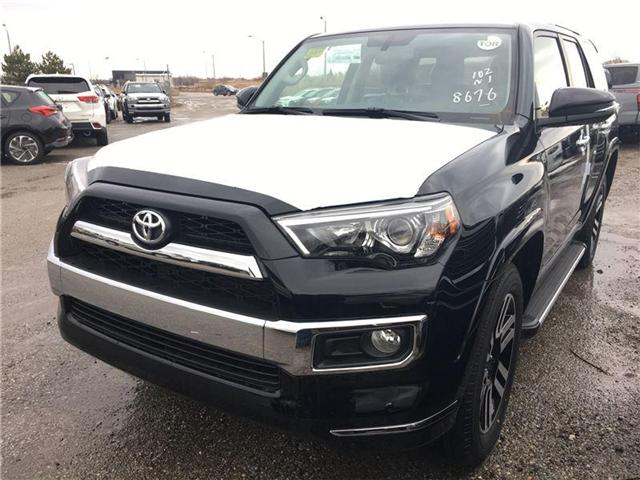 2018 Toyota 4Runner SR5 (Stk: 513290) in Brampton - Image 1 of 5