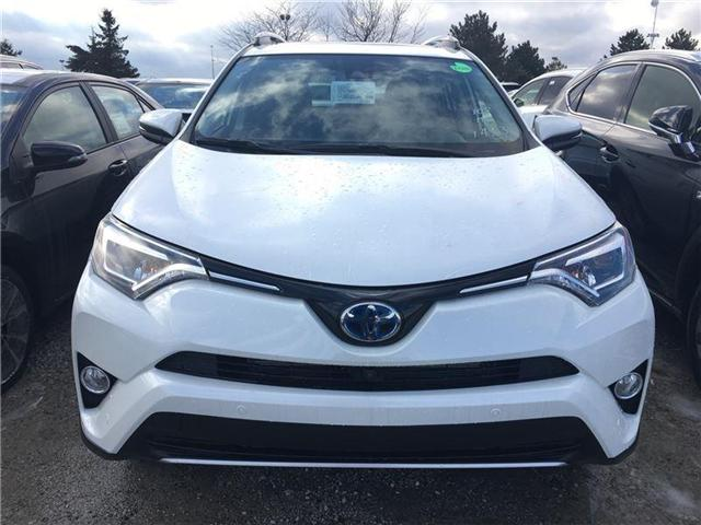 2018 Toyota RAV4 Hybrid Limited (Stk: 183106) in Brampton - Image 2 of 5