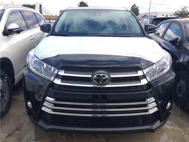 2018 Toyota Highlander XLE (Stk: 531618) in Brampton - Image 2 of 5