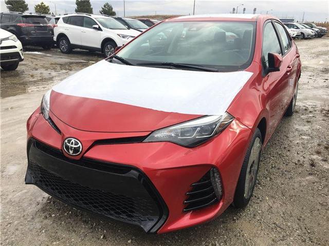 2018 Toyota Corolla SE (Stk: 38746) in Brampton - Image 1 of 5