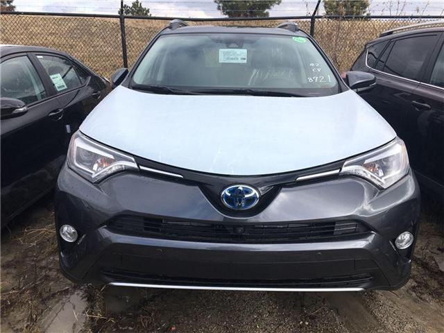2018 Toyota RAV4 Hybrid Limited (Stk: 186939) in Brampton - Image 2 of 5