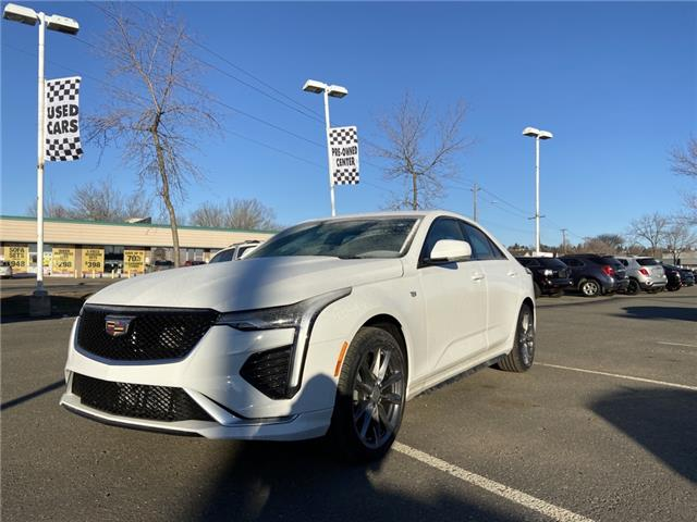 2021 Cadillac CT4 Sport (Stk: M123) in Thunder Bay - Image 1 of 21
