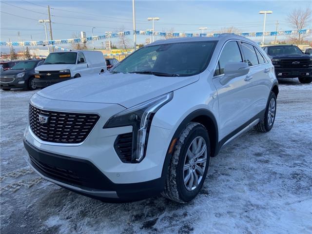 2021 Cadillac XT4 Premium Luxury (Stk: M173) in Thunder Bay - Image 1 of 21