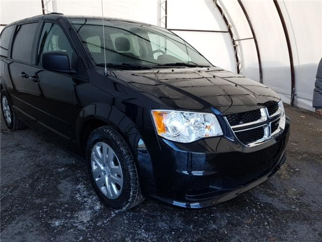 2017 Dodge Grand Caravan CVP/SXT (Stk: R7995A) in Ottawa - Image 1 of 12
