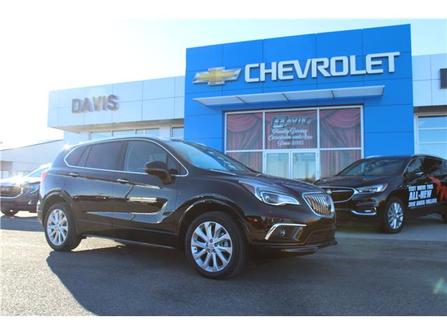 2018 Buick Envision Premium II (Stk: 190052) in Claresholm - Image 1 of 37
