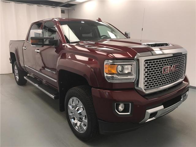 2017 GMC Sierra 2500HD Denali (Stk: 177417) in Lethbridge - Image 1 of 19