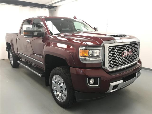 2017 GMC Sierra 2500HD Denali (Stk: 177417) in Lethbridge - Image 2 of 19