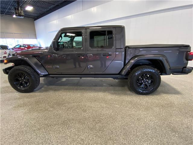 2020 Jeep Gladiator Rubicon (Stk: P12492) in Calgary - Image 1 of 29