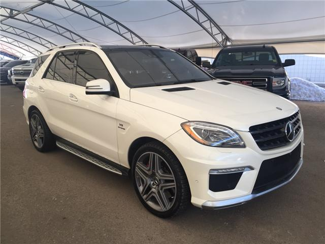 2015 Mercedes-Benz M-Class Base (Stk: 161387) in AIRDRIE - Image 1 of 26