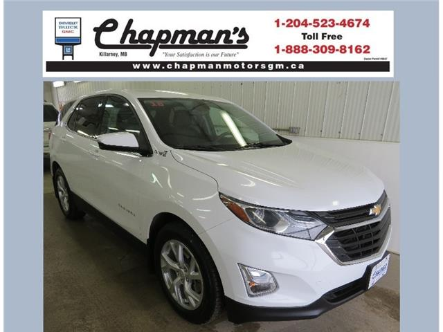 2018 Chevrolet Equinox LT (Stk: 21-094A) in KILLARNEY - Image 1 of 32