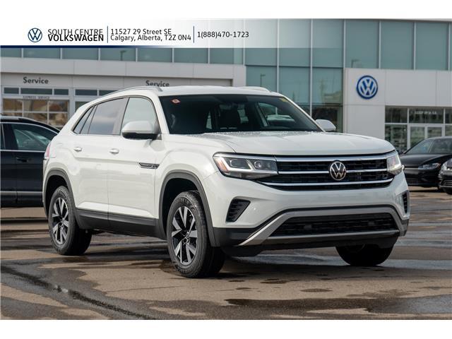 2020 Volkswagen Atlas Cross Sport 2.0 TSI Trendline (Stk: 00103) in Calgary - Image 1 of 40