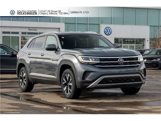 2020 Volkswagen Atlas Cross Sport 2.0 TSI Trendline (Stk: 00110) in Calgary - Image 1 of 40