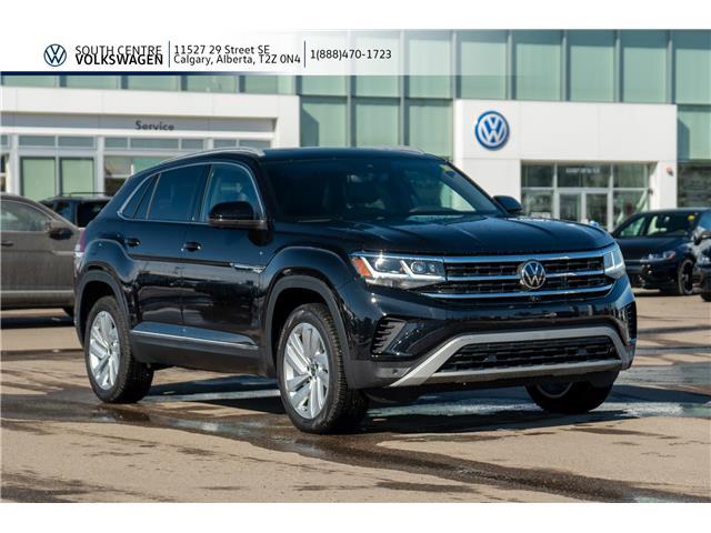 2020 Volkswagen Atlas Cross Sport 3.6 FSI Execline (Stk: 00111) in Calgary - Image 1 of 46