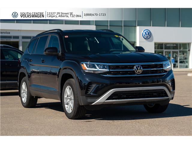 2021 Volkswagen Atlas 2.0 TSI Trendline (Stk: 10033) in Calgary - Image 1 of 41