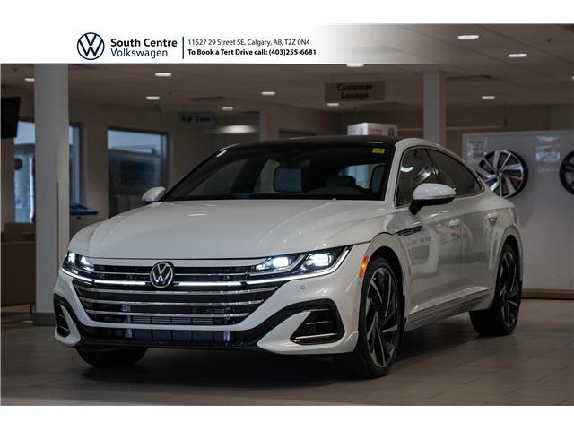 2021 Volkswagen Arteon Execline (Stk: 10077) in Calgary - Image 1 of 15