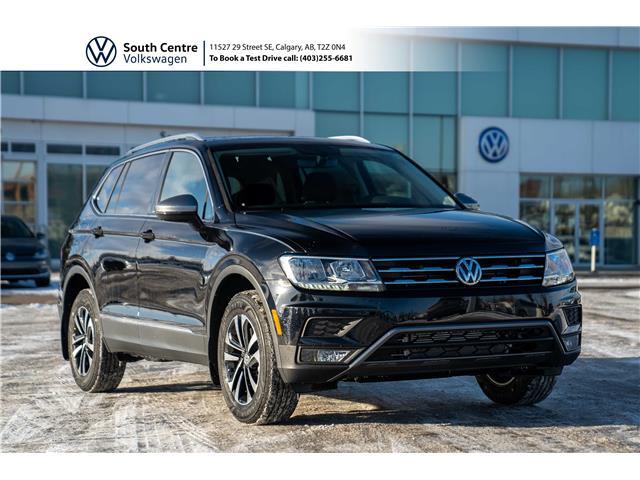 2021 Volkswagen Tiguan United (Stk: 10116) in Calgary - Image 1 of 46