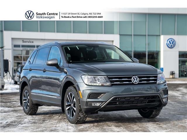 2021 Volkswagen Tiguan United (Stk: 10164) in Calgary - Image 1 of 47