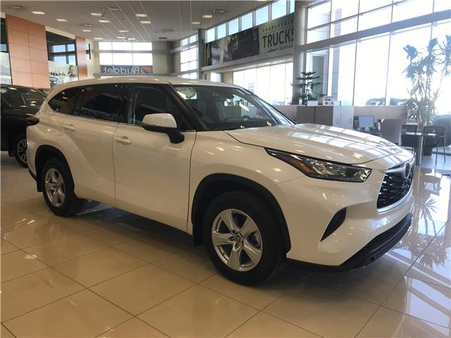 2021 Toyota Highlander LE (Stk: 210189) in Calgary - Image 1 of 19