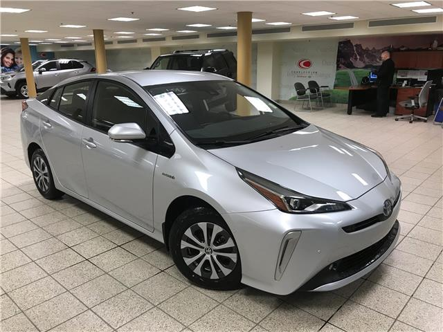 2020 Toyota Prius Technology (Stk: 200976) in Calgary - Image 1 of 21