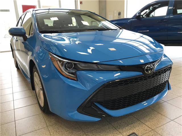 2021 Toyota Corolla Hatchback Base (Stk: 210307) in Calgary - Image 1 of 19