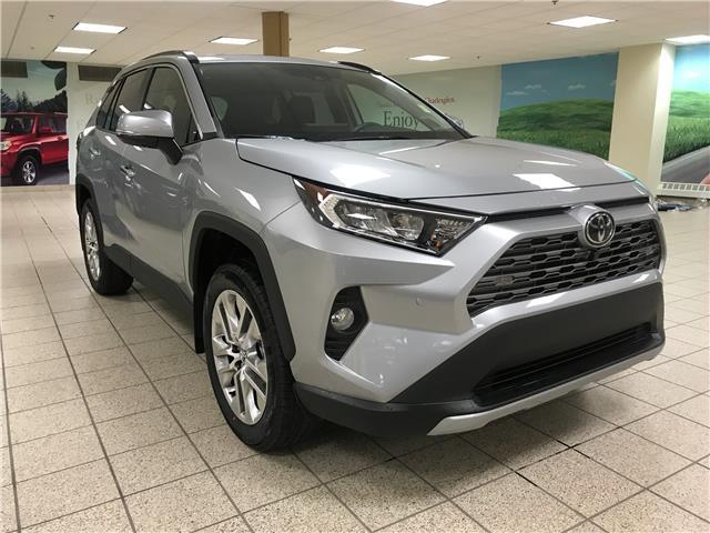 2021 Toyota RAV4 Limited (Stk: 210327) in Calgary - Image 1 of 20
