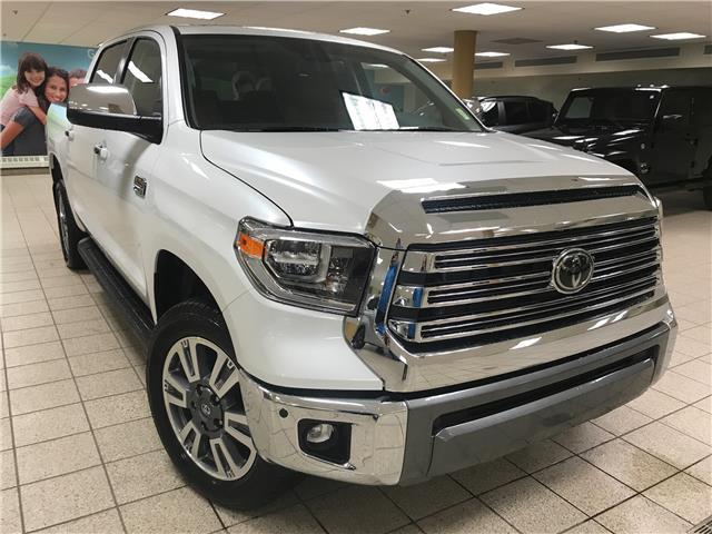 2021 Toyota Tundra Platinum (Stk: 210330) in Calgary - Image 1 of 22
