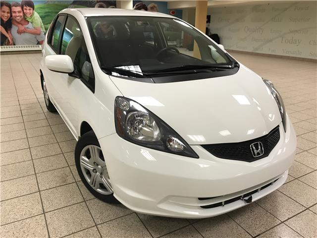 2013 Honda Fit LX (Stk: 210255A) in Calgary - Image 1 of 21