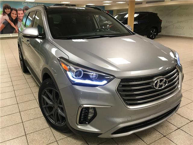 2017 Hyundai Santa Fe XL Limited (Stk: 201160A) in Calgary - Image 1 of 12