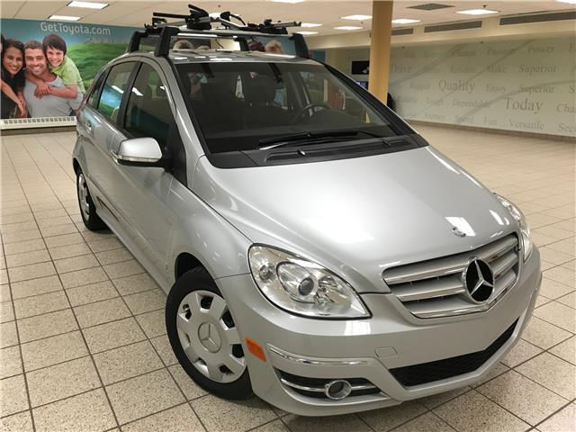 2011 Mercedes-Benz B-Class Turbo (Stk: 210435A) in Calgary - Image 1 of 21
