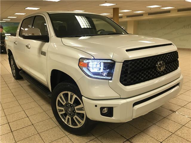 2021 Toyota Tundra Platinum (Stk: 210513) in Calgary - Image 1 of 22