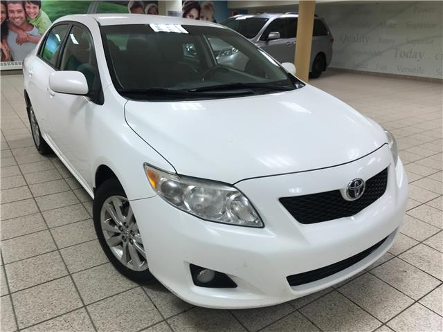 2010 Toyota Corolla LE (Stk: 200845A) in Calgary - Image 1 of 10