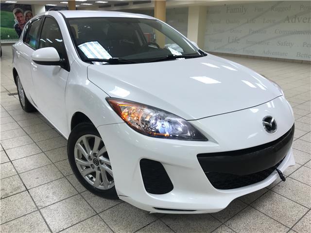 2013 Mazda Mazda3 Sport GX (Stk: 210312B) in Calgary - Image 1 of 11