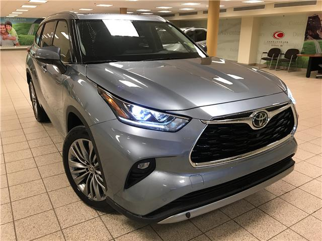 2021 Toyota Highlander Limited (Stk: 210589) in Calgary - Image 1 of 23