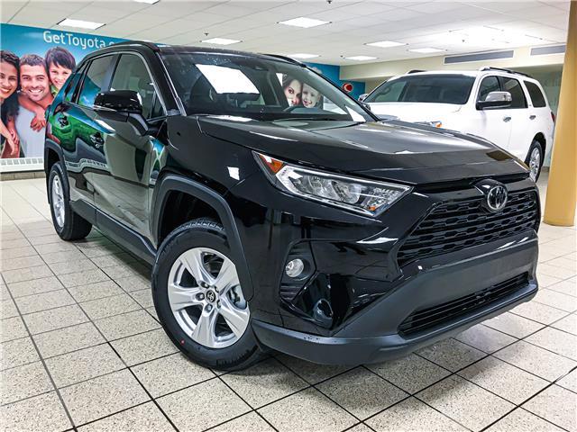 2021 Toyota RAV4 XLE (Stk: 210593) in Calgary - Image 1 of 18