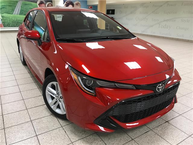 2021 Toyota Corolla Hatchback Base (Stk: 210595) in Calgary - Image 1 of 21