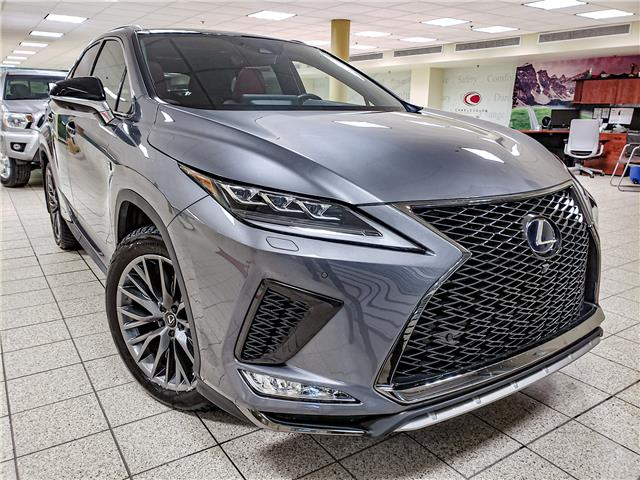 2020 Lexus RX 450h Base (Stk: 5960A) in Calgary - Image 1 of 15