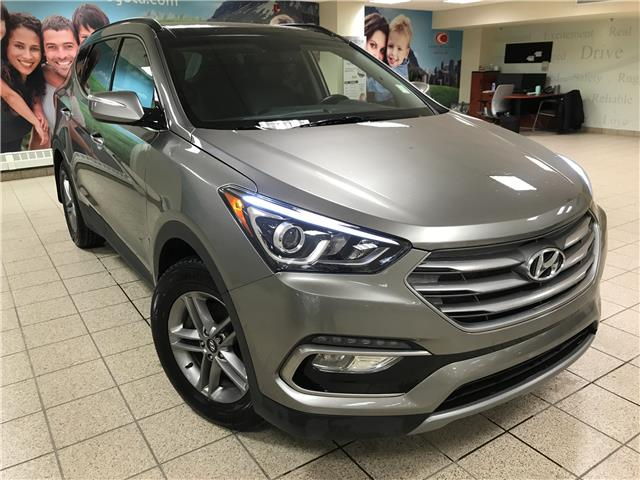 2017 Hyundai Santa Fe Sport 2.4 Luxury (Stk: 210542A) in Calgary - Image 1 of 11