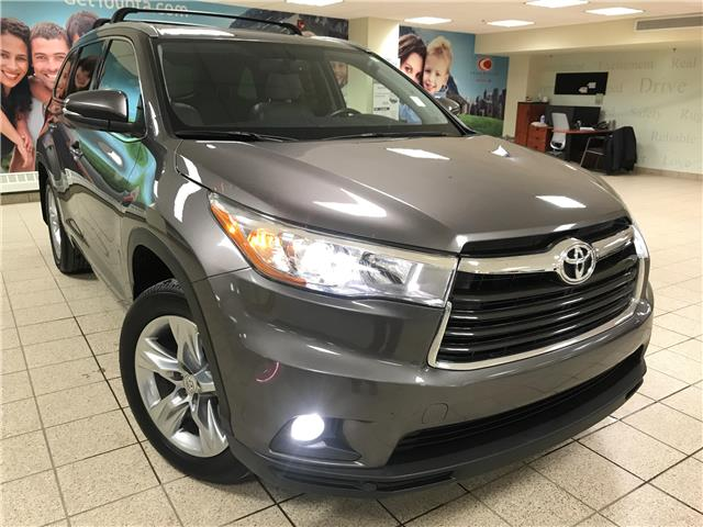 2015 Toyota Highlander Limited (Stk: 210517A) in Calgary - Image 1 of 22