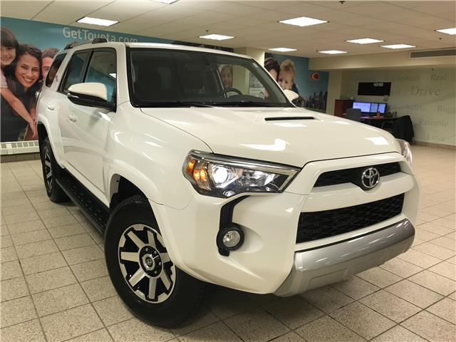 2018 Toyota 4Runner SR5 (Stk: 210416A) in Calgary - Image 1 of 11