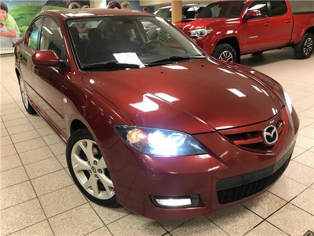 2008 Mazda Mazda3 GT (Stk: 210378B) in Calgary - Image 1 of 11