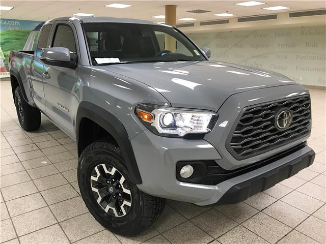 2021 Toyota Tacoma Base (Stk: 210636) in Calgary - Image 1 of 19